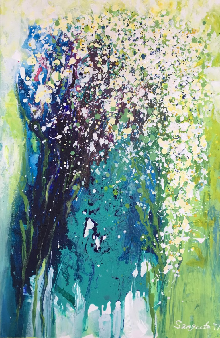 nature paintings, tree paintings, flower paintings, earth paintings, abstract art, landscape, contemporary art, impressionism